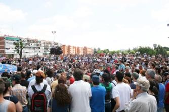 Primera Asamblea 15M Getafe