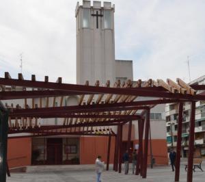 Plaza Rufino de Castro. Foto de Getafe al Día