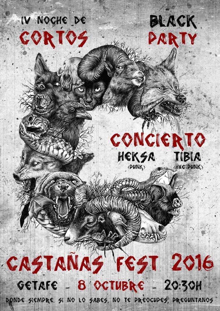 Cartel Castañas Fest